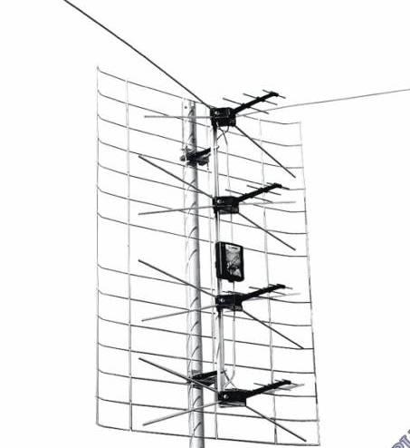 Тип антенны – пассивная.